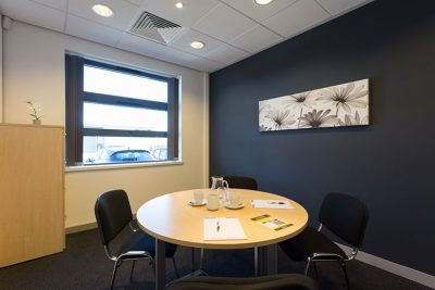 small meeting room in barnsley serviced offices