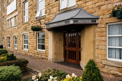 outside of burnley north serviced offices