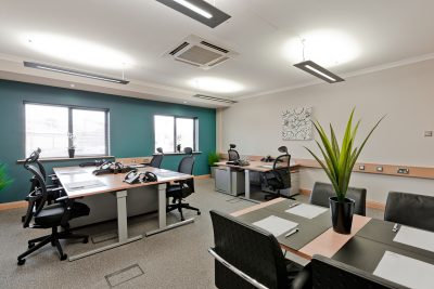 open plan manchester east serviced offices