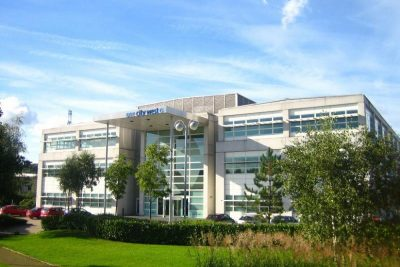 leeds serviced offices outside view