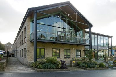 bolton serviced offices exterior view