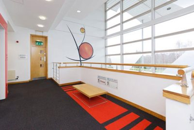 corridor in leeds serviced offices