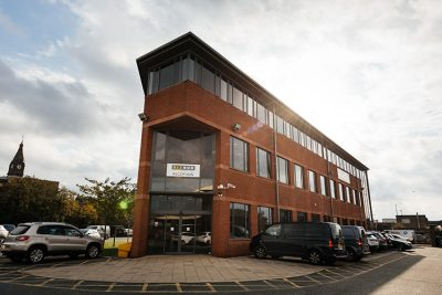 outside view of liverpool serviced offices