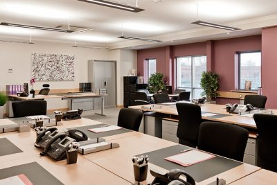 manchester east open plan serviced office space
