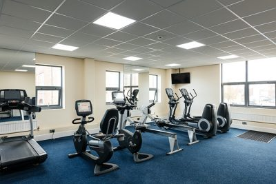 middlesbrough serviced offices gym
