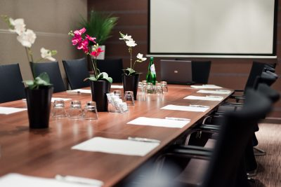 manchester city centre serviced office conference room