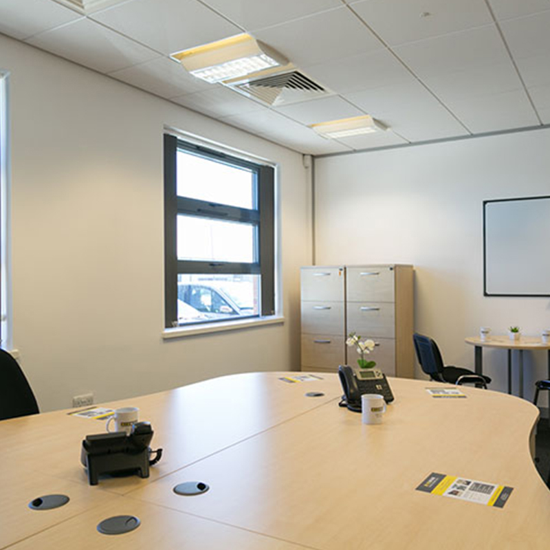 barnsley serviced office meeting room