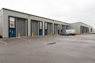 barnsley industrial unit outside view