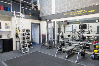 barnsley serviced office gym