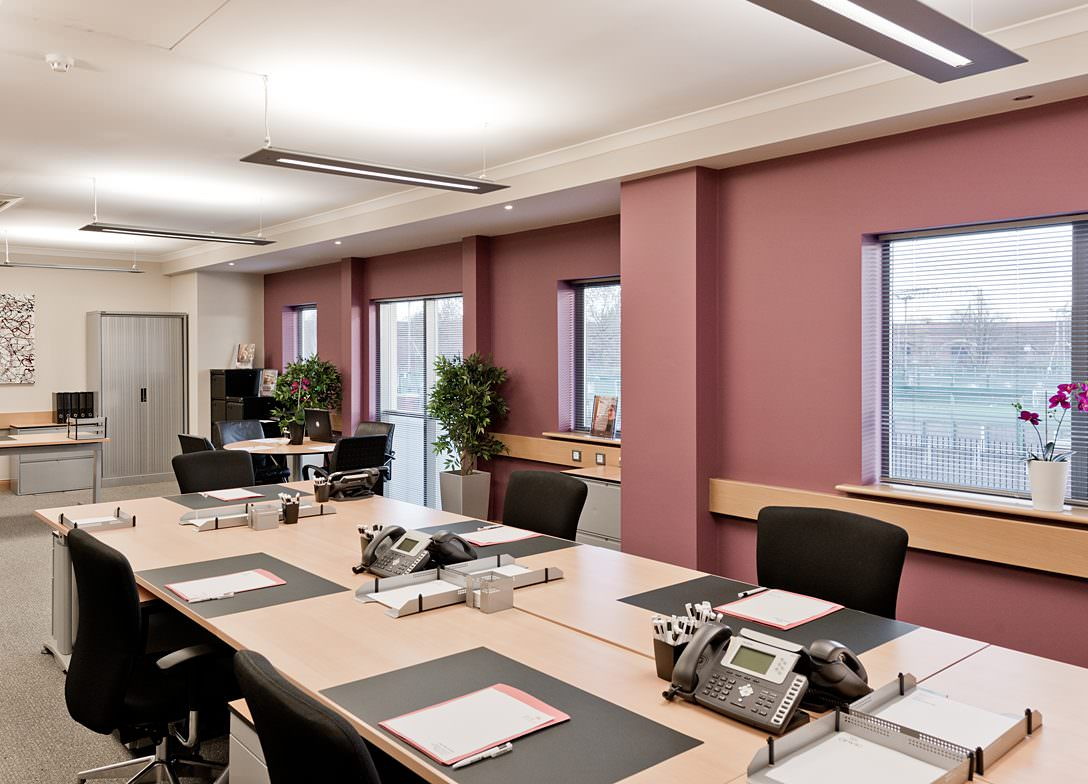 biz hub meeting room at Manchester East